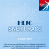 HIJC open-recreanten snert-race