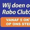 Rabo Clubsupport is gestart