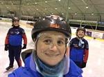 Nieuws van de G-schaatsers