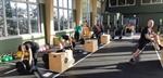 CrossFit training voor HIJC'ers