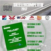 VisionSports Skeelercompetitie in Vriezeveen