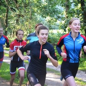 HIJC organiseert Run-Bike-Run in Delden, zondag 24 sept.